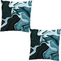 Elele Home Dekoratif Yastık Kırlent Kılıfı-EYS-153-2-SET