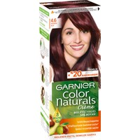 Garnier Color Naturals 4/6 - Kestane Kızıl Saç Boyası