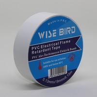 Wise Bird İzole Elektrik Bandı 10'Lu Paket - Beyaz