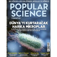 Popular Science Dergisi Güncel Sayı
