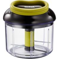 Tefal K1320404 Manual 900 ml Kapasiteli Rondo ve Doğrayıcı Siyah - Sarı - 2100105212