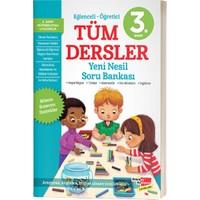 Dikkat Atölyesi Yayınları Tüm Dersler 3. Sınıf Yeni Nesil Soru Bankası