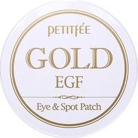 Petitfee Gold & Egf Eye Mask - Altın Ve Egf Özlü Göz Maskesi