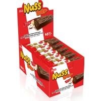 Elvan Nuss Bar Fındıklı 9 gr 48 Adet (1 Kutu)
