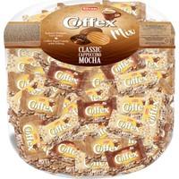 Elvan Coffex Mix Şeker (Kahve-Cappuccıno-Mocha) 1000 gr (1 Silindir Kutu)