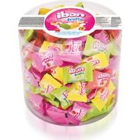 Elvan Ibon Sütlü Meyveli Şeker 1000 gr (1 Silindir Kutu)