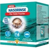 Abfen Nasorinse Plus Yedek Poşetler 50 Adet
