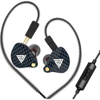 Qkz Vk4 3.5 mm Kablolu Spor Kulaklık (Yurt Dışından)