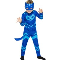 Buda Bizde Kedi Çocuk Tulum Maske Kostüm