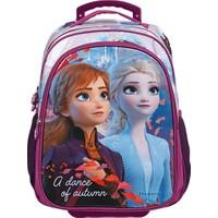 Frozen 5100 Çekçekli Okul Sırt Çantası Check Dance O
