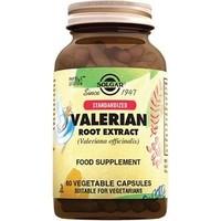 Solgar Valerian Root Extract 60 Kapsül