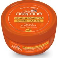 Cire Aseptine Sun Havuç Yağı Spf 2 100 ml