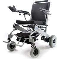 Comfort Plus Ergostar Lityum Pilli Hafif Katlanabilir Akülü Tekerlekli Sandalye