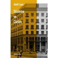 Süsleme Ve Cürüm - Adolf Loos