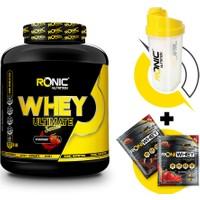 Ultimate Whey Protein Tozu 2270 G + Shaker ve 2 Adet Tek Kullanımlık Whey Protein