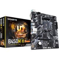 Gigabyte B450M-H AMD B450 2933MHz DDR4 Soket AM4 mATX Anakart