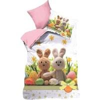 Laura Bella Rabbit Bebek Nevresim Takımı 3 Boyutlu
