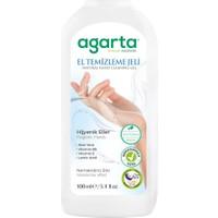 Agarta Doğal El Temizleme Dezenfektanı Jeli 100 ml