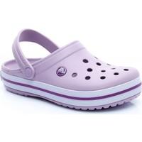 Crocs Crocband Lila-Mor Kadın Terlik