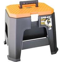 Süper Bag Stool Tool Box Tabure Takım Çantası