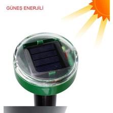 Uscvis Güneş Enerjili Köstebek Yılan Fare Akrep Kovucu 750 M2