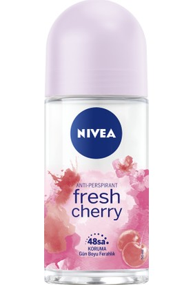 Nıvea Fresh Cherry Kadın Roll On Deodorant 50 Ml