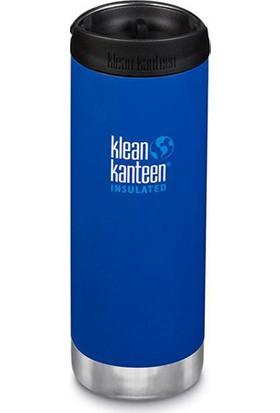 Klean Kanteen Tkwide With Cafe Cap 16OZ (473 Ml) KLK.1006070 Deep Surf