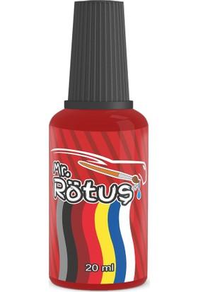 Mr Rötuş® Çizik Giderici Oto Rötuş Boyası Patentli - Kırmızı 10 ml