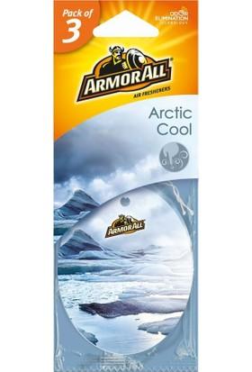 """Armor All Asma Kağıt Koku """"kutup Havası"""" 3 Adet"""