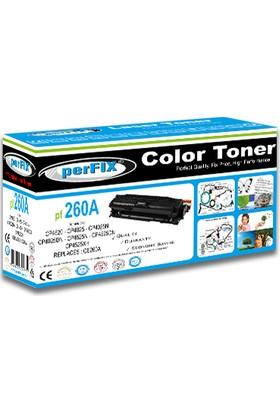 Perfıx Pf 260A – CE260A – 647A - (4813) 8500 Sayfa Siyah Muadil Toner