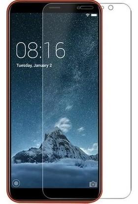 Zore Meizu M6T Maxi Glass Temperli Cam Ekran Koruyucu