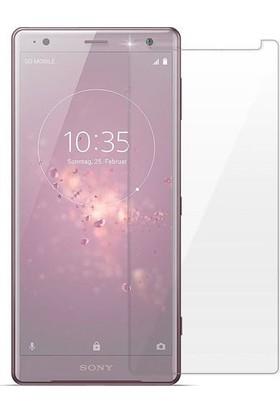 Zore Sony Xperia Xz2 Maxi Glass Temperli Cam Ekran Koruyucu