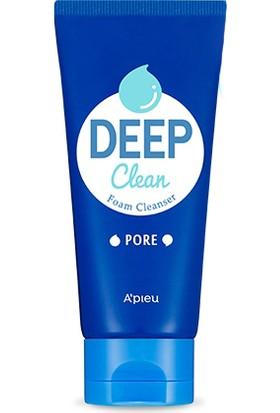 Mıssha A'pıeu Deep Clean Foam Cleanser (Pore)