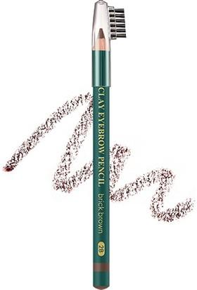 Mıssha Clay Eyebrow Pencil [brick Brown]