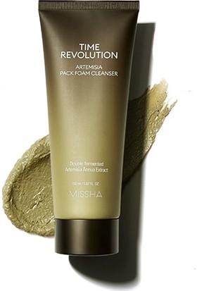 Mıssha Time Revolution Artemisia Pack Foam Cleanser