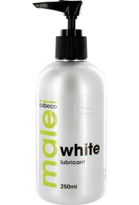 Cobeco Male White Lubricant 250 ml Beyaz Kayganlaştırıcı Jel