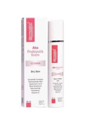 Dermoskin Ato Probiyotik Krem Eco Skin 50 ml Kuru Ciltler Için