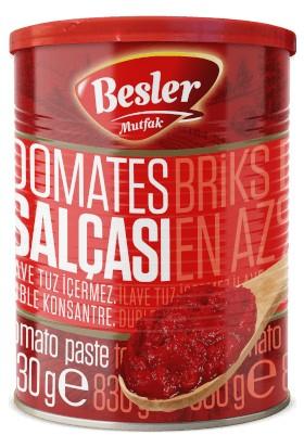 Besler Gıda Domates Salça 830 gr