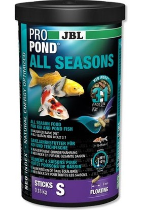 Tropical Jbl Propond All Seasons Small 1 l