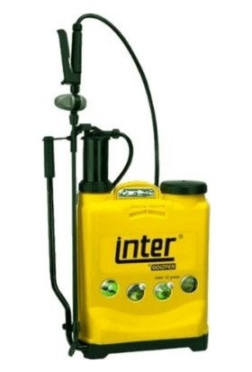 Inter Green Ilaclama Sisleme Pompası 16 Lt