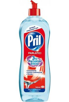 Pril Parlatıcı 750 ml (Rinser Original) - 20'li Koli
