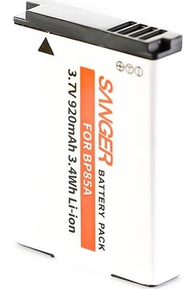 Sanger BP85A Samsung Fotoğraf Makinesi Batarya