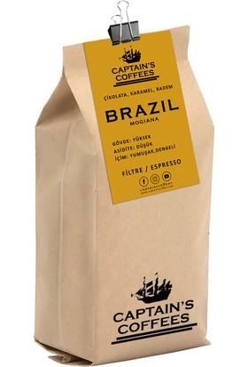 Captain's Coffees - Brazıl Mogıana