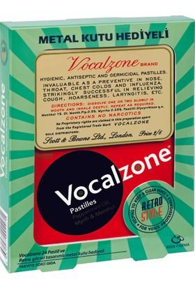 Vocalzone 24 Metal Kutulu
