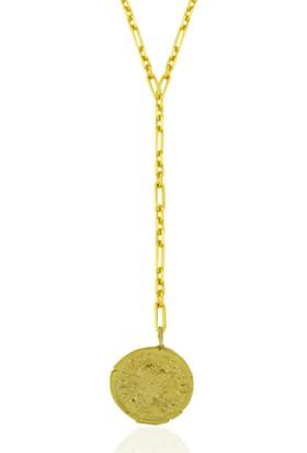 Dalman Silver Antik Madalyon Kolye