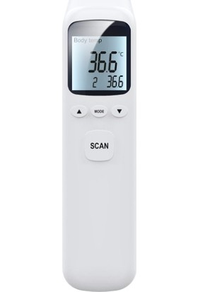 Remax Kızılötesi Temassız Alından Ateş Ölçer Termometre Ys ET03