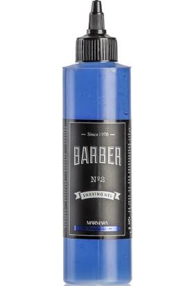 Barber No 2 Tıraş Jeli 250 ml