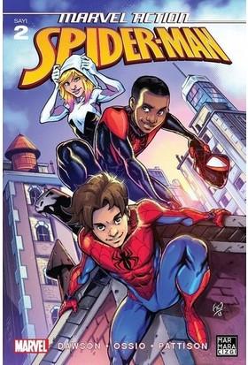 Marvel Action Spider-Man Sayı 2 - Delilah S. Dawson