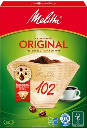 Melitta 102/80 Aromazones NB DN AZ EU 2012 9ER Filtre Kağıdı