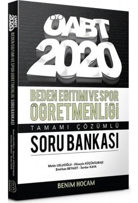 Benim Hocam 2020 ÖABT Beden Eğitimi Ve Spor Öğretmenliği Soru Bankası Çözümlü
